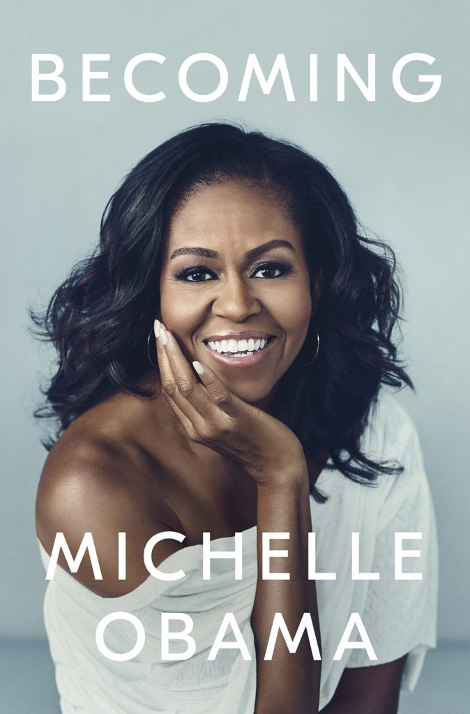 "Why We Should All Read Michelle Obama's ""Becoming"" To Learn More About Gender and Race"
