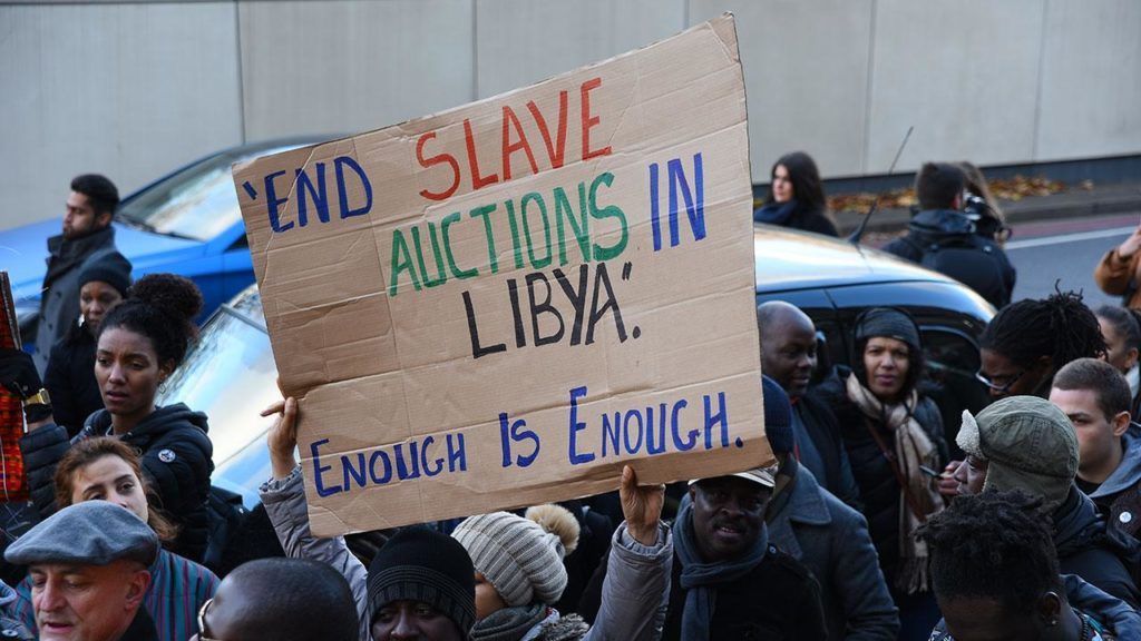 It's Time to Talk About the Libyan Slave Trade