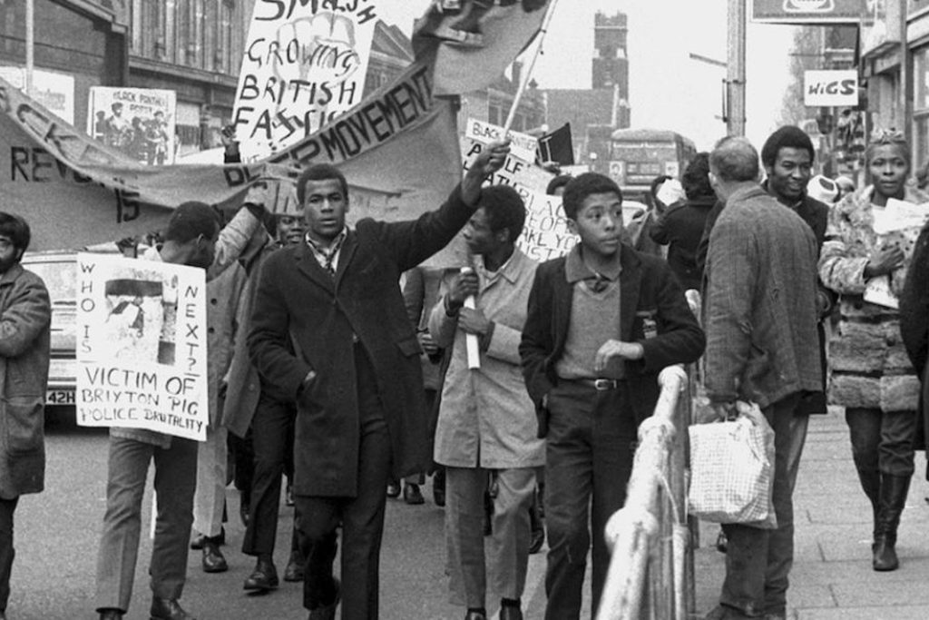 A Brief History of the  Civil Rights Movement in the UK
