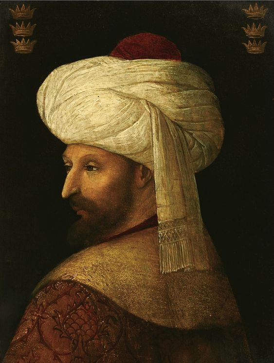 political expression ottoman sultan Mehmed II